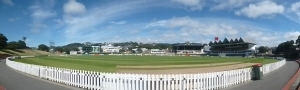 The Basin Reserve, Wellington